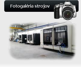Fotogaléria strojov